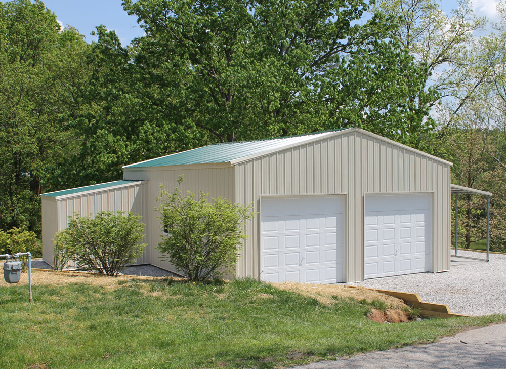 National Carports Ohio | The Steel Building Experts